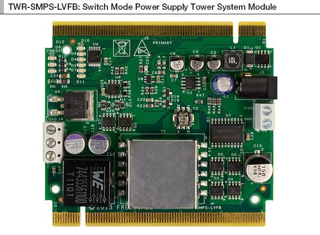 TWR-SMPS-LVFB, NXP SEMICONDUCTORS